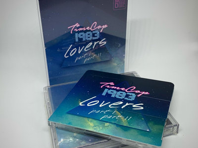 Timecop1983 | Lovers Part 1 & Part 2 [MiniDisc Day Edition] main photo