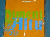 Tricou Nimeni Altu'  [yellow] photo