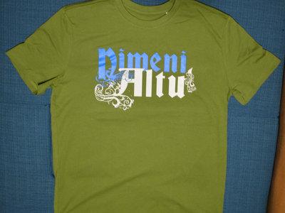 Tricou Nimeni Altu'  [green] main photo
