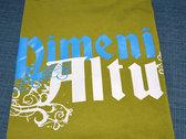 Tricou Nimeni Altu'  [green] photo
