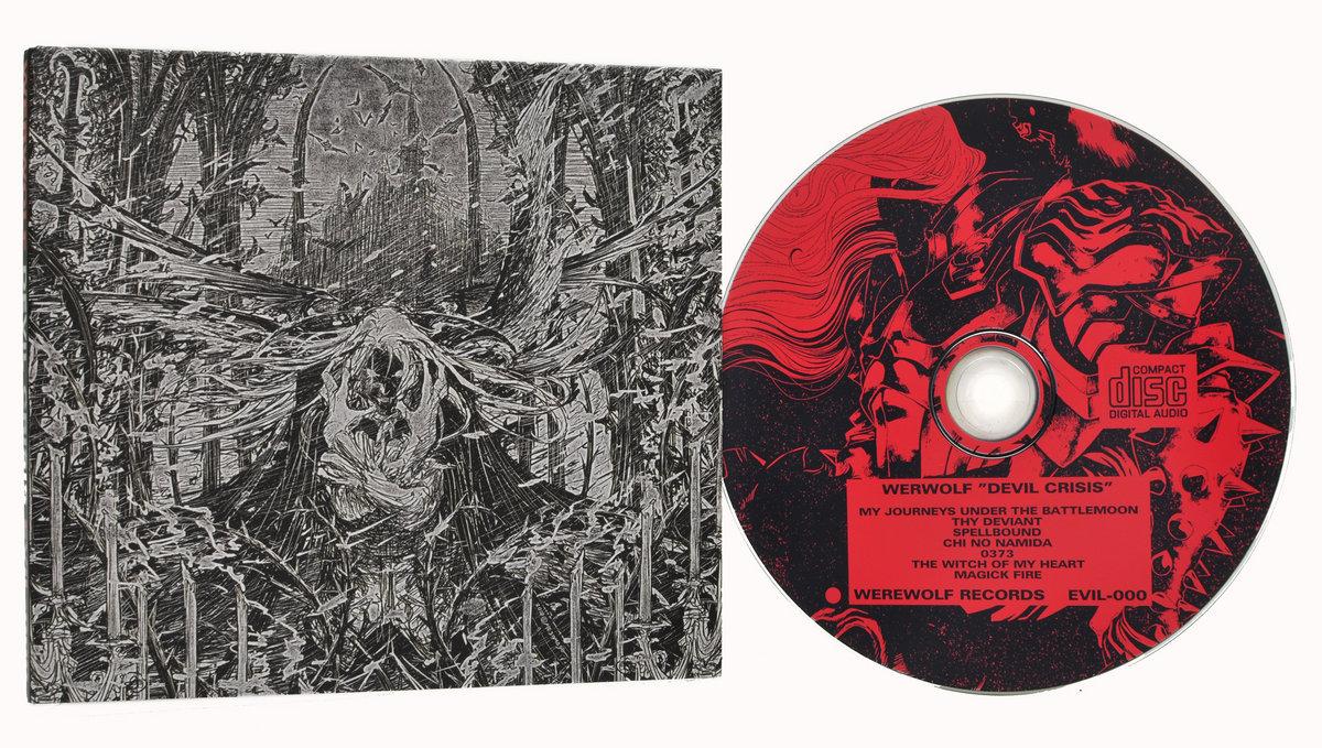 Devil Crisis | WEREWOLF RECORDS