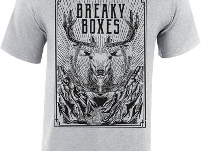 """T-Shirt Breaky Boxes 