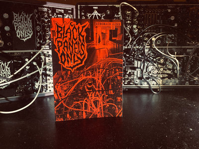Black Panels Only Eurorack Zine - Issue I main photo