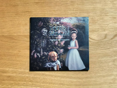 Kouzin Bedlam - Longing for the Incomplete - CD (LIMITED EDITION) main photo