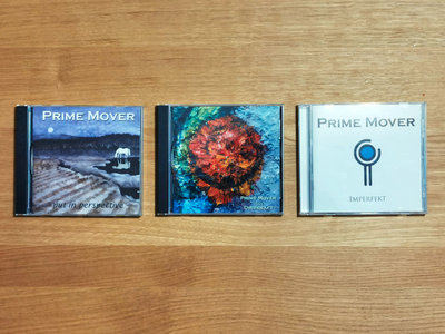 Prime Mover discography - 3 x CD (LIMITED EDITION) main photo