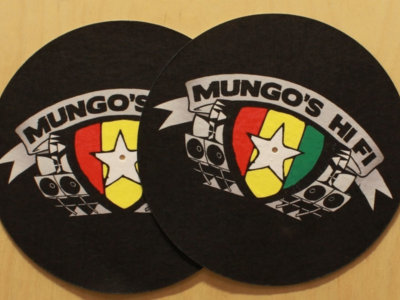 Mungo's Hi Fi pair of slip mats main photo