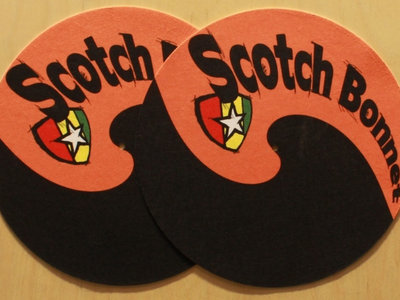 Scotch Bonnet pair of slip mats main photo