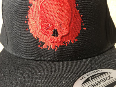 No Cosign Just Cocaine 3 Red Skull Hat (LIMITED EDITION) main photo