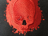 No Cosign Just Cocaine 3 Red Skull Hat (LIMITED EDITION) photo