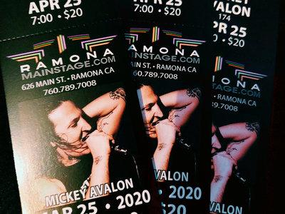 Mickey Avalon Black Hesher tickets main photo