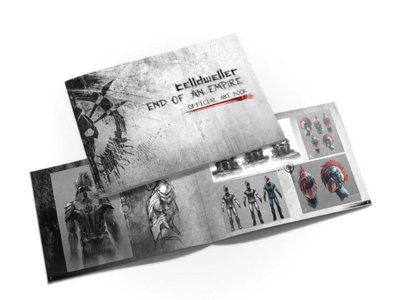 End of an Empire: Official Art Book (Autographed) main photo