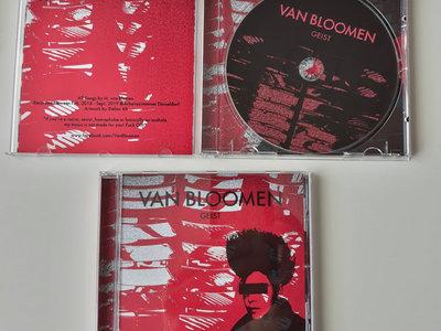 Van Bloomen - Geist CD main photo
