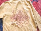 Honey & Strawberries Mandala Zip-Up (SM) photo