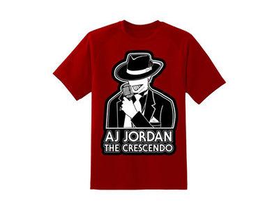 AJ Jordan The Crescendo Black & White T-Shirt main photo