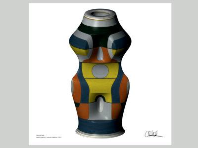 Chris Korda's SIGNED Giclée Art Print + Digital download main photo