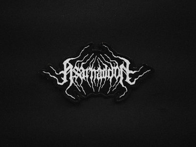 Asarhaddon Embroidered Shaped Patch (restock) main photo