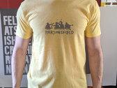 Happy Hour T-Shirt - Yellow photo