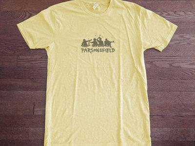 Happy Hour T-Shirt - Yellow main photo