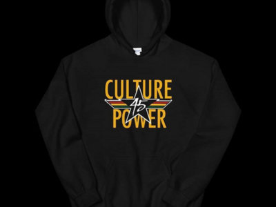Roots + Culture Power45 Hoodie [Black] main photo