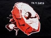 I'm a Sloth - My Body Is My Capital | T-Shirt photo