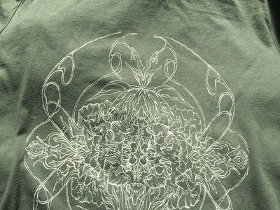 """Collard Greens"" SM t-shirt main photo"