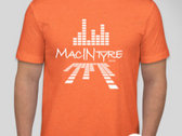 "MacINtyre ""Soundbars"" T-shirt photo"