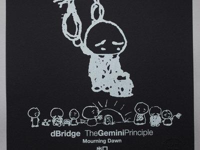 The Gemini Principle - dBridge - Mourning Dawn - Black main photo