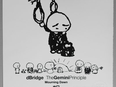 The Gemini Principle - dBridge - Mourning Dawn - White main photo
