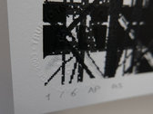 """The Binary Collective 12"""" Screen Print by Graphic Surgery - Limited of 30 photo"""