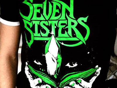 """Greenie"" Ringer T-shirt main photo"
