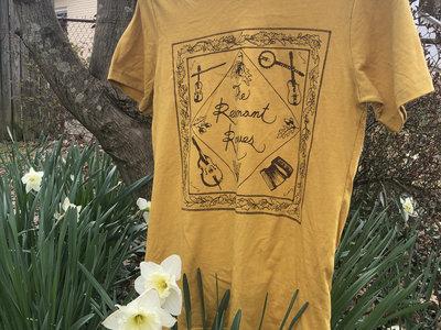 Unisex T-Shirt (Mustard) main photo