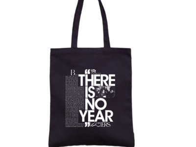 'There Is No Year' Tote Bag main photo
