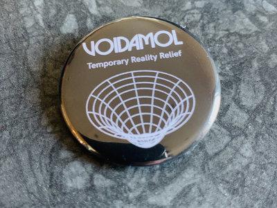 Voidamol 38mm Round Badge main photo