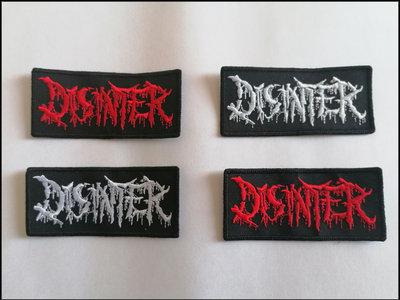 Disinter logo patch main photo