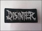Disinter logo patch photo