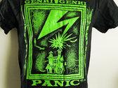 Bat Brains Haunted House Logo T-Shirt photo
