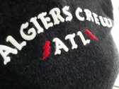 Women's Premium 'Algiers Crew' Eco-Teddy Baby Champ Embroidered Sweatshirt / Extremely limited (USA) photo