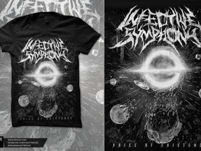 Voice of Existence T-Shirt + Free Digital Album main photo