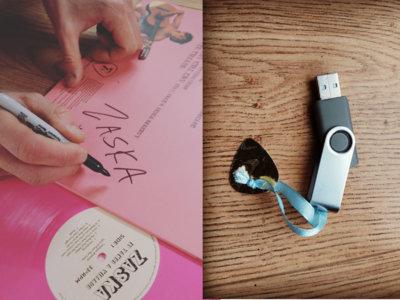 Vinyl + USZ Key Bundle main photo