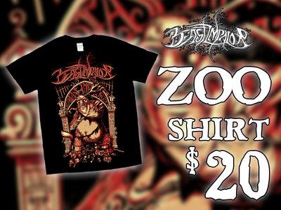 """Zoo"" T-Shirt main photo"