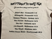 'The Tour That Almost Was' DFYR T - Shirt photo