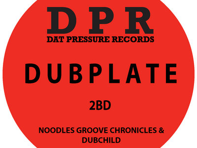 Groove Chronicles 2BD (2step mix) Vinyl Dubplate Exclusive To Bandcamp* main photo