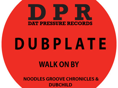 Groove Chronicles Walk On By (2step mix) Vinyl Dubplate Exclusive To Bandcamp* main photo