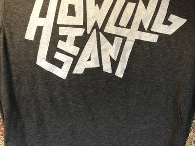 SMALL ONLY - Howling Giant Logo T Shirt main photo