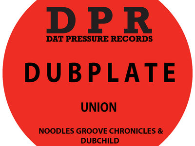 Groove Chronicles Union 2Step Vinyl Dubplate Exclusive To Bandcamp* main photo