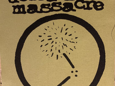BACK PATCH: DM Broken Flower Circle main photo