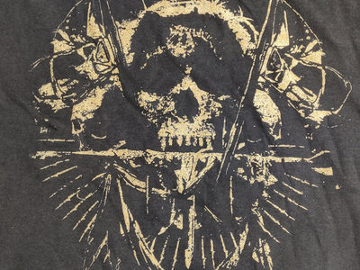 "Phobia ""Apocalyptic Grindcore"" Tshirt. main photo"