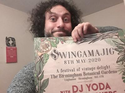 Swingamajig Poster and Swingamajig 2019 Print main photo