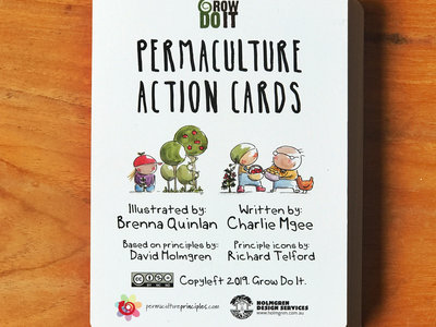 Permaculture Action Cards main photo