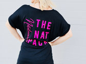 """V Neck Loose Fit Tee - """"The Nat Pack"""" photo"""